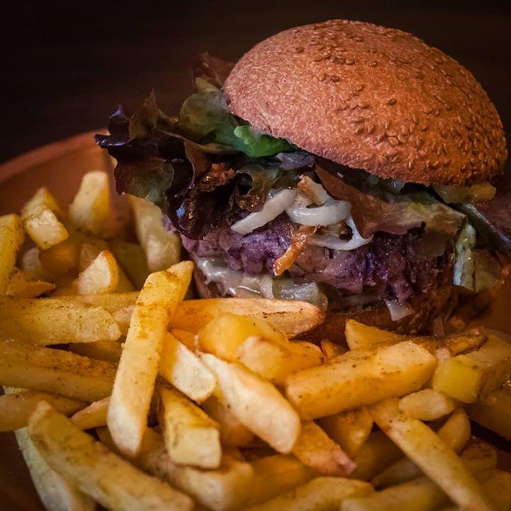 Idée hamburger végane
