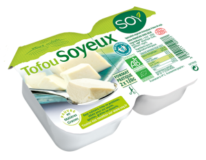 tofu soyeux tofou soyeux Soy