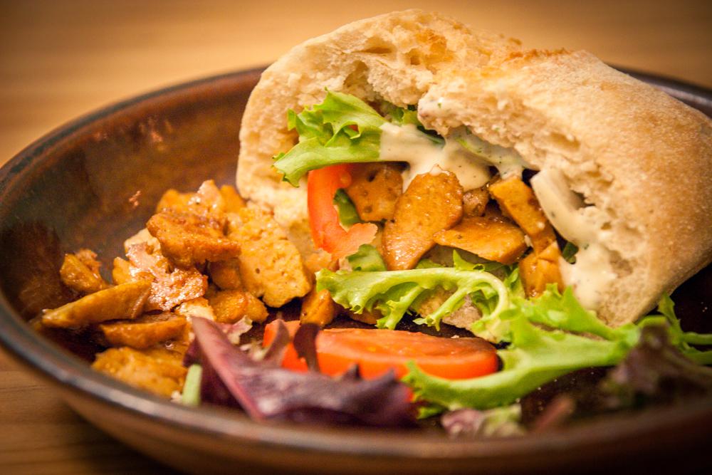 Kebab v gane et sauce blanche cuisine v gane pour d butant e - Cuisine thai pour debutants ...