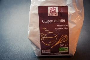 gluten de blé