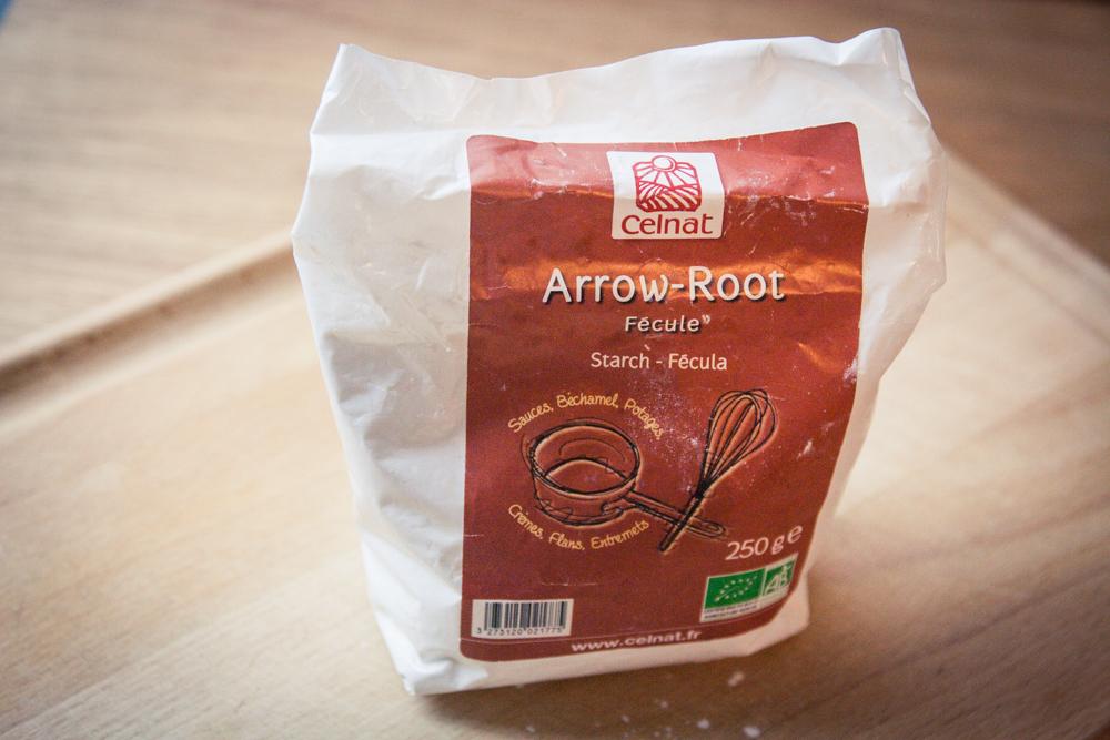 arrow root