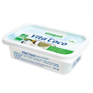 margarine végane coco