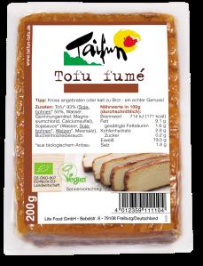 Taifun tofu fumé