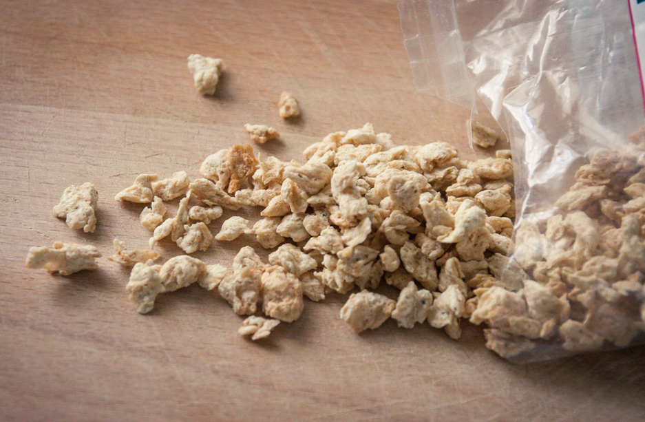 protéines de soja texturées PST